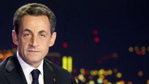 Ver vídeo  'Sarkozy anuncia su candidatura en la televisión francesa'