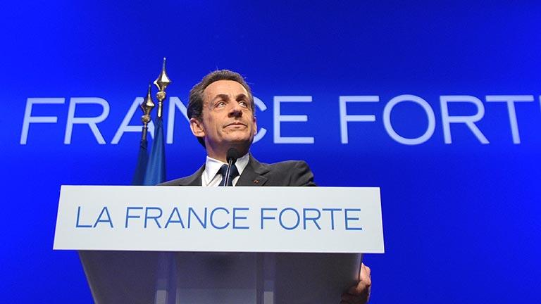 """Sarkozy asume """"toda la responsabilidad"""" de la derrota"""