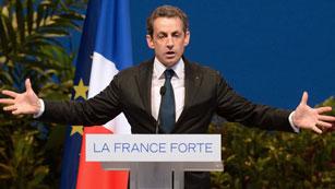 """Ver vídeo  'Sarkozy: con Hollande la economía de Francia sería """"digna de España o Grecia""""'"""