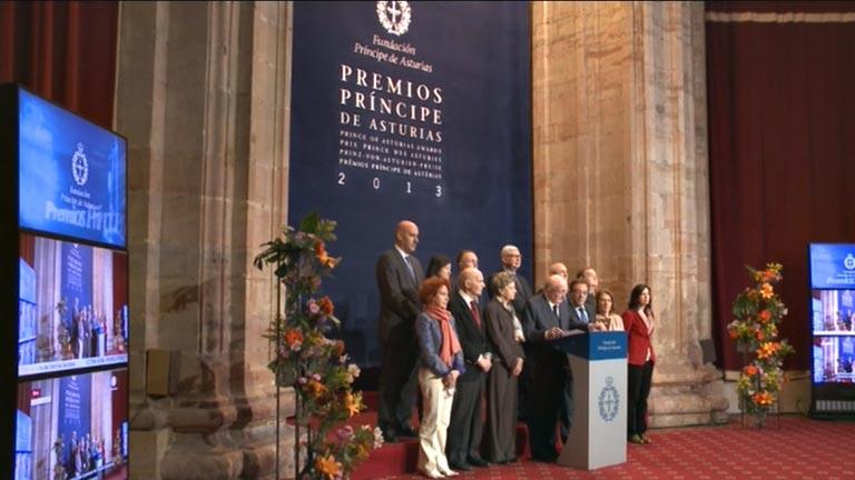 La socióloga holandesa, Saskia Sassen, Premio Príncipe de Asturias de Ciencias Sociales 2013