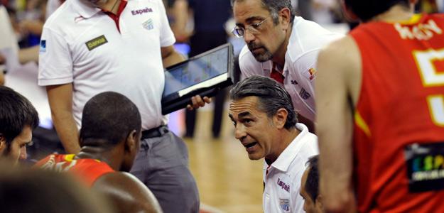 Scariolo ha asegurado que su equipo no descubrirá todas sus bazas contra Estados Unidos.