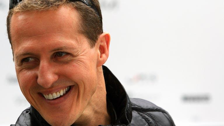 Schumacher sale del hospital