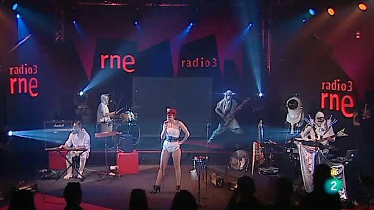Los conciertos de Radio - Scud Hero