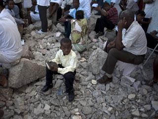 Ver v?deo  'Se cumple un año del terremoto de Haití'