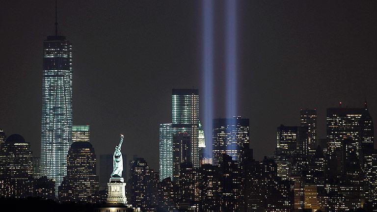 Se cumple el duodécimo aniversario de los atentados del 11 de septiembre