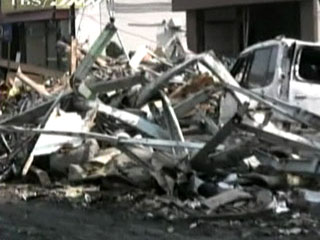 Ver vídeo  'Se cumple un mes del catastrófico terremoto de Japón'