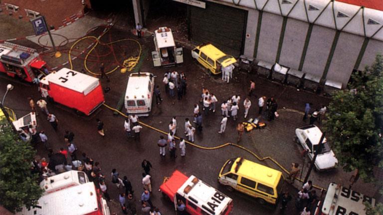 Se cumplen 25 años del atentado de ETA en el supermercad