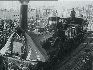 Ver vídeo  'Se cumplen 70 años del nacimiento de RENFE'