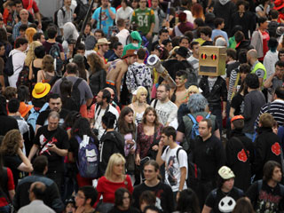Ver vídeo  'Se espera que más de 70 mil personas visiten el Salón Manga de Barcelona'