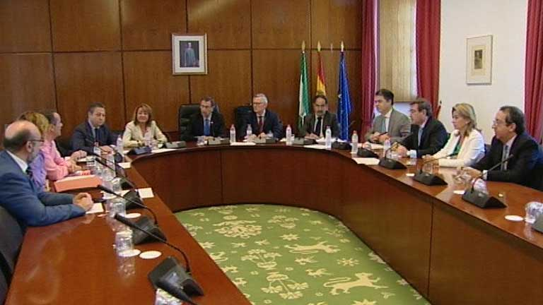 Se forma la Comisi&oacute;n de los ERE en Andaluc&iacute;a