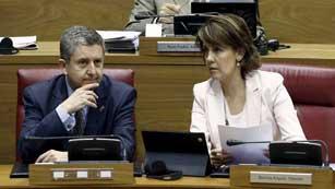 Ver vídeo  'Se rompe el pacto de gobierno en Navarra'