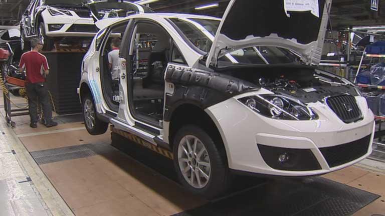 Un estudio alemán galardona a SEAT en Martorell como la fábrica más eficiente del sector del automóvil