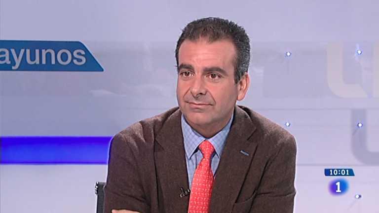 Los desayunos de TVE - Sebastián Mora, secretario general de Cáritas España