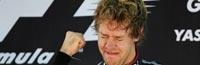 Sebastian Vettel, 'Baby Schumi' se hace mayor