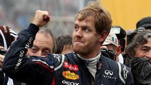 Sebastian Vettel, el coleccionista de récords
