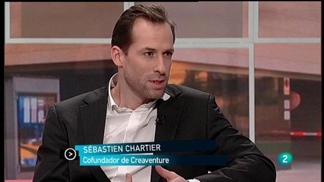 Para Todos La 2 - Entrevista: Sébastien Chartier, cofundador de Creaventure