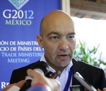 REUNIÓN MINISTERIAL DE COMERCIO DEL G20 MÉXICO ABRIL 2012