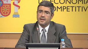 Ver vídeo  'El secretario de estado de Economía trasmite un mensaje de tranquilidad a los clientes de Bankia'