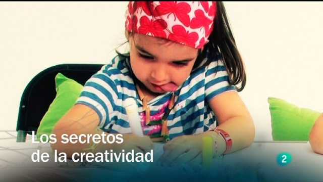 Redes - Los secretos de la creatividad