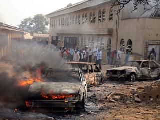 """Ver vídeo  'La secta islamista """"Boko Haram"""" revindica los atentados en Nigeria'"""