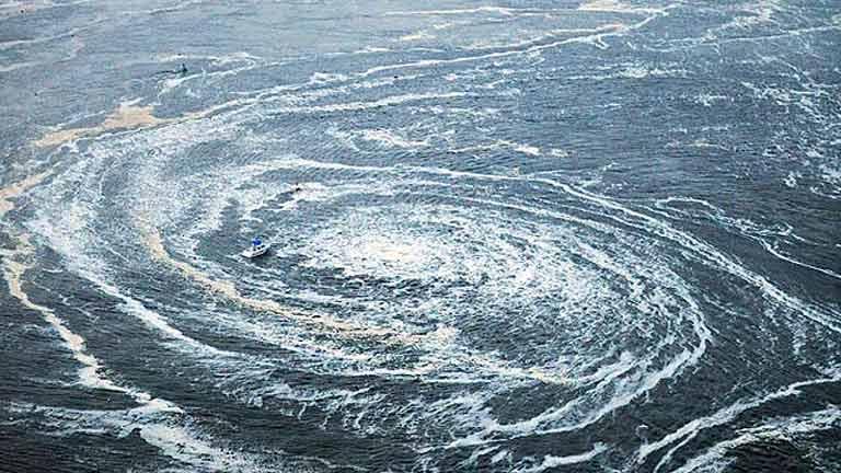 Un fortísimo terremoto de 8,9 grados en la escala Ritcher sacude Japón
