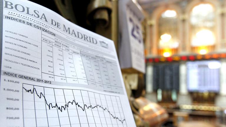 La Bolsa sufre la segunda mayor caída del año y la rentabilidad de la deuda sube