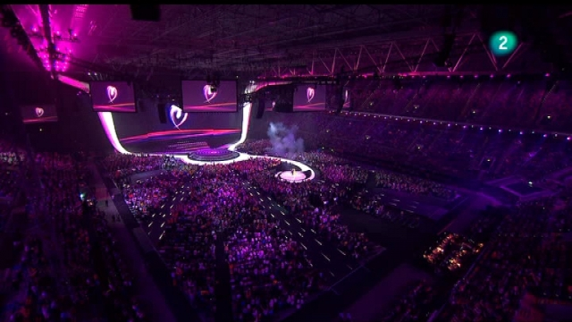 Festival Eurovisi&oacute;n - Segunda semifinal