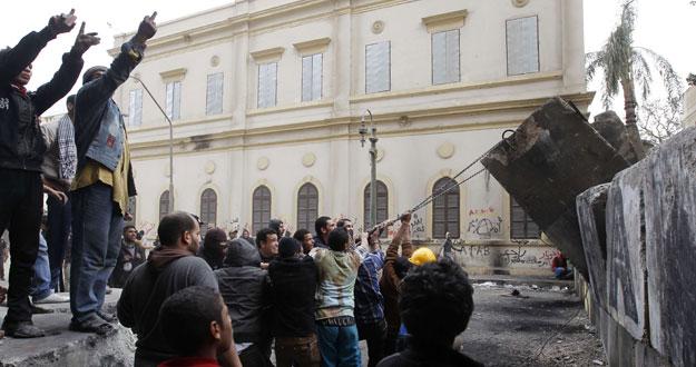 Segundo aniversario Egipto