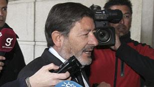 Ver vídeo  'Segundo día de interrogatorios a Francisco Javier Guerrero por el caso de los ERE irregulares'