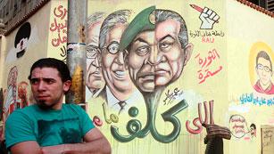 Ver vídeo  'La seguridad, la economía o la religión decantarán el voto de los egipcios indecisos'