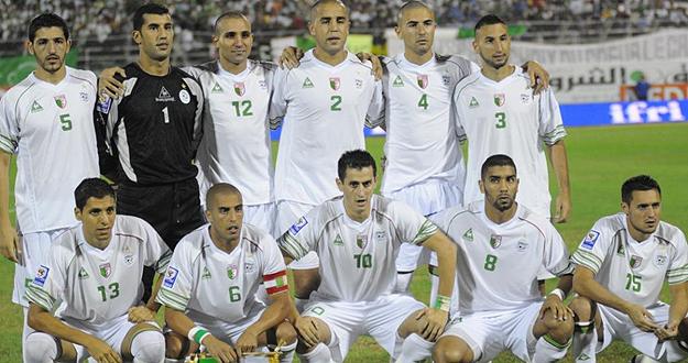 Selección de fútbol de Argelia