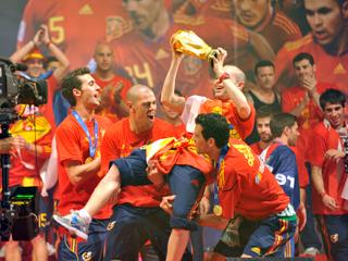 Ver v?deo  'La selección la lía en Madrid'