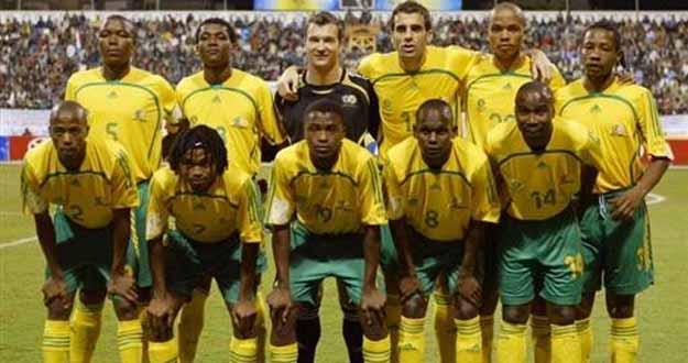 Selección de Sudáfrica