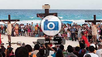 La Semana Santa en imágenes