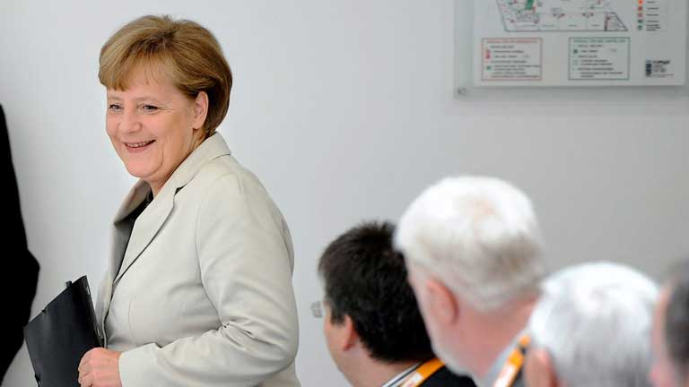 """El semanario alemán """"Der Spiegel"""" afirma que Alemania optaba por el rescate de España"""