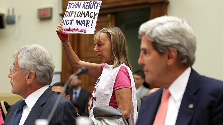 El Comité del Senado de EE.UU. aprueba la resolución sobre el ataque a Siria