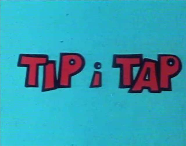 Tip i Tap &quot;El senyor Conill pren una pastanaga&quot;