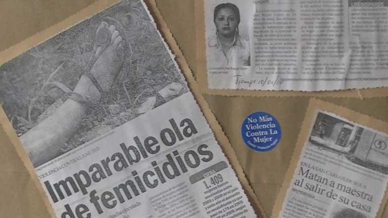 Cada 15 horas, una mujer hondure�a es asesinada
