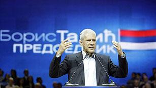 Ver vídeo  'Serbia celebra este domingo la segunda vuelta de las presidenciales'