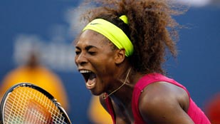Serena Williams jugará la final con Azarenka