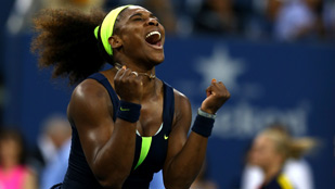 Serena Williams se proclama campeona del Abierto de Estados Unidos