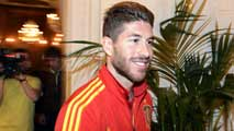 Ir al Video Sergio Ramos es optimista ante Francia