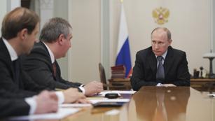 Ver vídeo  'Los servicios secretos de Rusia y Ucrania frustran un atentado contra Vladimir Putin'