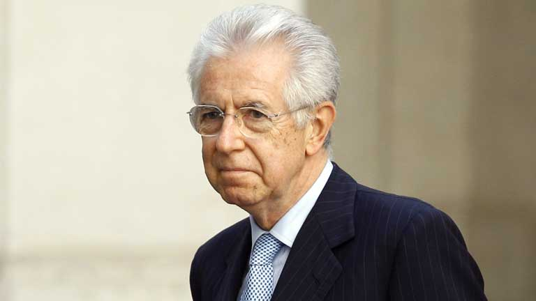 Polémica en Italia por la decisión de Monti de prolongar hasta el 13 de agosto las sesiones del parlamento
