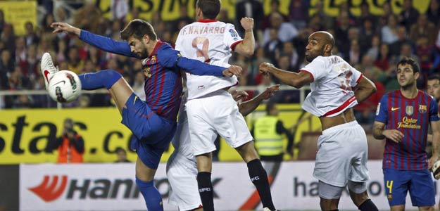 SEVILLA FC - FC BARCELONA