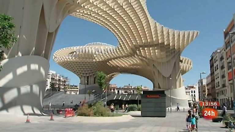 Zoom Tendencias - Sevilla con otro aire - 10/11/12