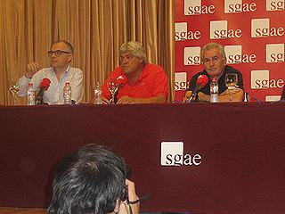 Ver vídeo  'La SGAE aparta a su la Junta Directiva y crea una comisión gestora'