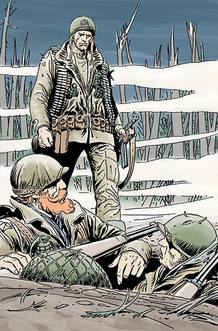 El Sgto. Rock, el personaje m&aacute;s famoso de Joe Kubert