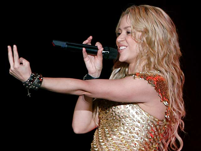 Shakira vuelve loco a Madrid