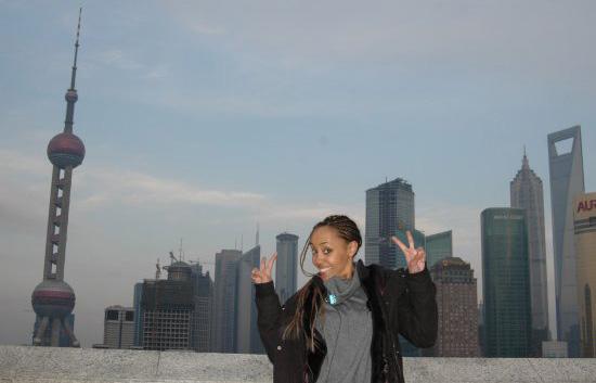 Españoles en el mundo - Shanghai